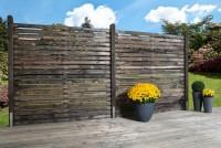 Mr Gardener Sichtschutz Bali grau