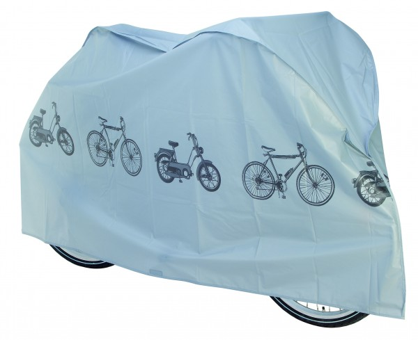 Fahrrad-Faltgarage