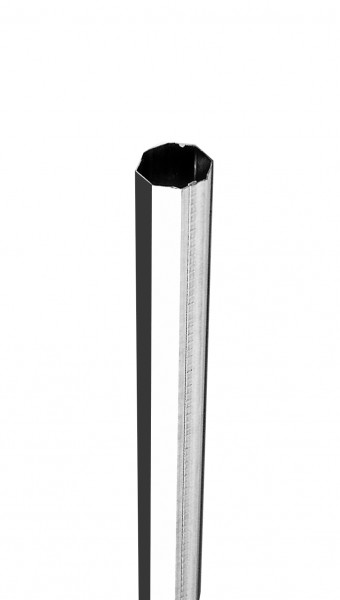 Achtkantwelle 40 mm x 150 cm Mini