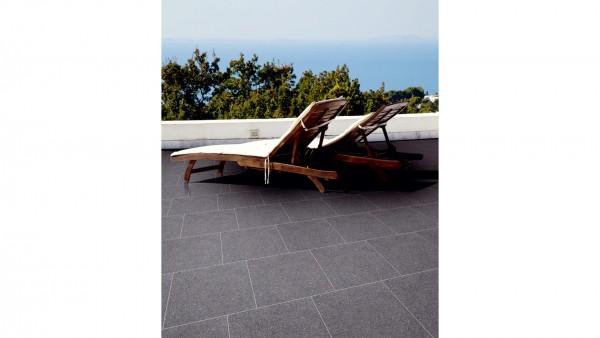Mr Gardener Terrassenplatte Morena Anthrazit