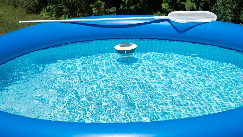 Pools und Poolchemie