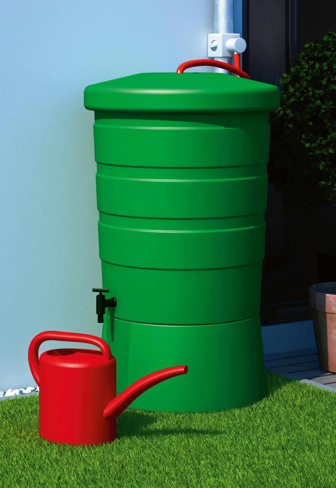 Regenwasser optimal nutzen garten freizeit tipps for Pool hagebaumarkt