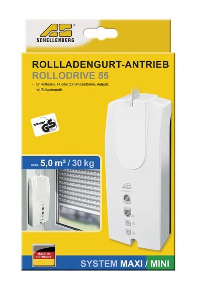 Schellenberg Rollladengurt-Antrieb Rollodrive 55