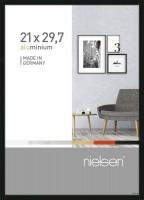 Nielsen Bilderrahmen Pixel schwarz 21x29,7cm