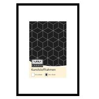 Casaya Kunststoffrahmen schwarz 15x20cm