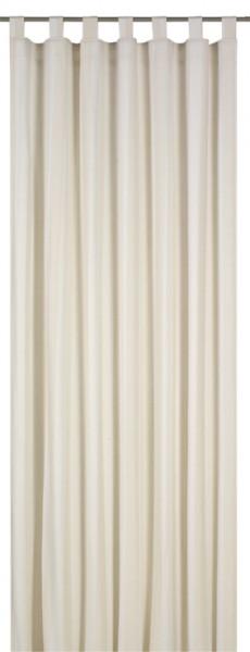 Elbersdrucke Schlaufenschal cocon 140x245cm ecru
