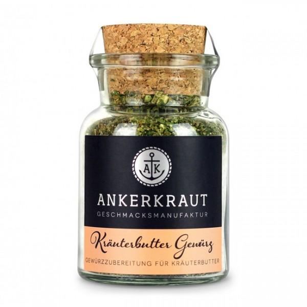Ankerkraut Kräuterbutter Gewürz Korkglas