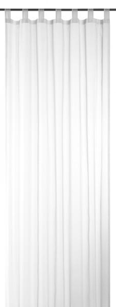 Elbersdrucke Schlaufenschal feel good weiss 140x255cm