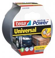 Tesa Extra Power universal 10 m x 50 mm silber