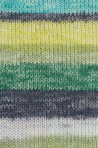 Gründl Strickgarn Hot Socks Madena neptun color