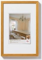 walther design Holzbilderrahmen Eiche 13x18cm