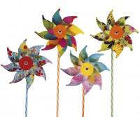 happy people Windmühle Uni