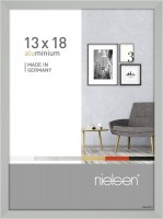 Nielsen Bilderrahmen Pixel 30x40cm silber