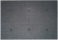 Allwettermatte Season 40x60 cm grau
