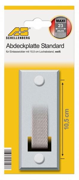 Abdeckplatte 10,5 cm Lochabstand Maxi