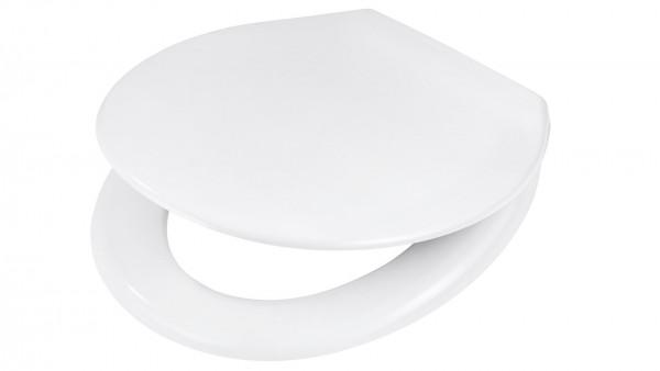 WELLWATER Nova WC-Sitz IA Duroplast weiss m.Absenk.+Quick relea