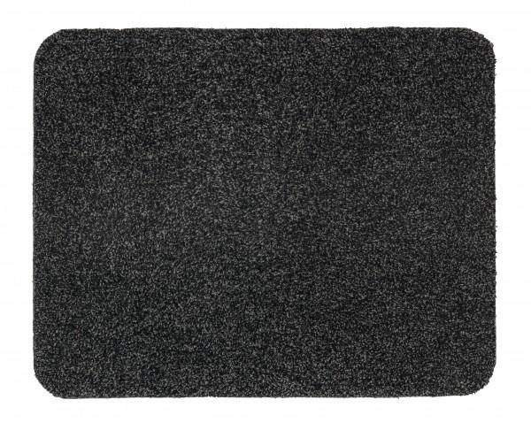 Golze Fußmatte Entra saugstark 60x75cm schwarz