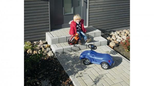 rechteckpflaster preis m2 20x10x6 0 cm grau 2 w rfel pro lage terrassenplatten kronen