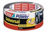 Tesa Extra Power universal 25 m x 50 mm schwarz