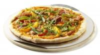 Weber Pizzastein 36,5cm Durchmesser mit Blech