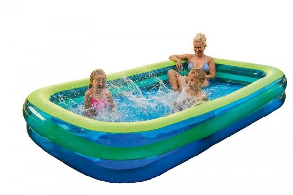 happy people Family Pool 305x183cm