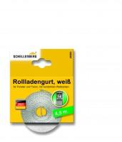 Rollladengurt 14 mm 4,5 m weiss