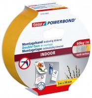 Tesa Powerbond Indoor 5 m x 38 mm