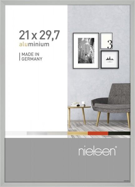 Nielsen Bilderrahmen Pixel silber 21x29,7cm