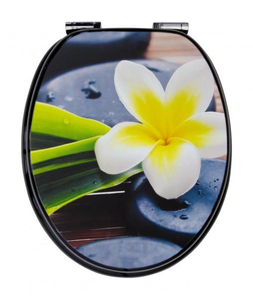 Sanitop WC Sitz Spa Flower