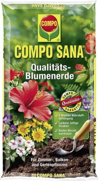 COMPO SANA Qualitätsblumenerde 40l-Sack