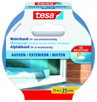 Tesa Malerband Aussen 25 m x 25 mm