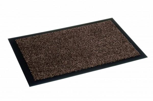 Sauberlaufmatte Granat von Golze 40x60cm in braun