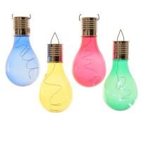 LED Solarbirne