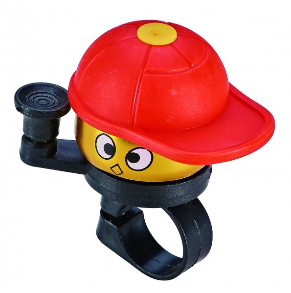 Prophete Kinderradglocke mit Kappe rot