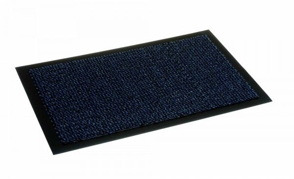 Sauberlaufmatte Saphir 40x60 cm blau