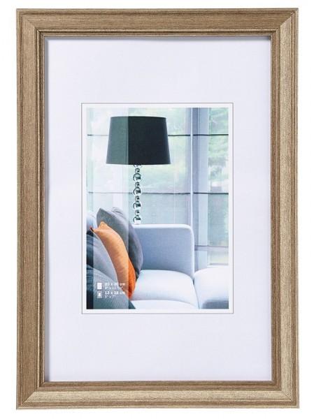 walther Design Bilderrahmen Lounge stahl 13x18cm