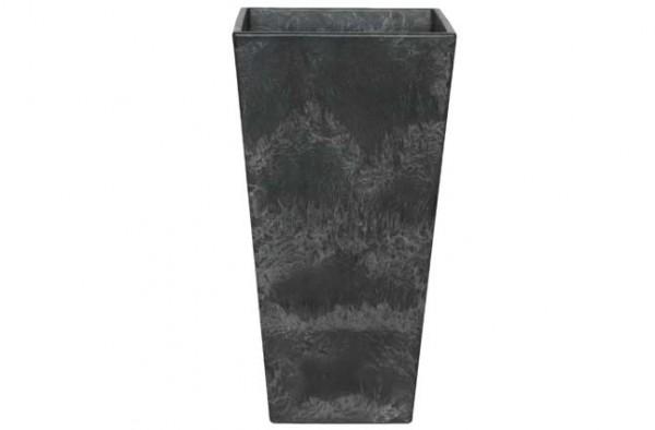Artstone Vase Ella 26cm schwarz