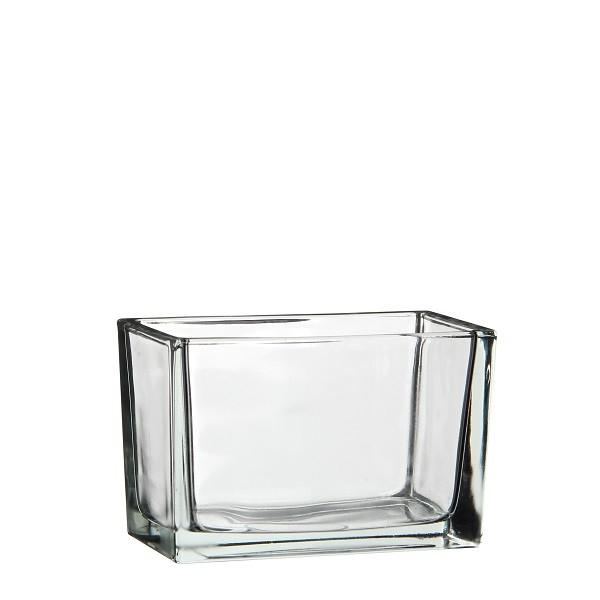 Mica Glasvase Lotty 15,5x8x10cm