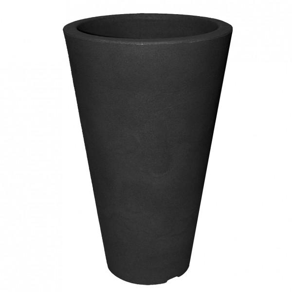 Pflanzvase CAPRI D.28xH45 cm rund