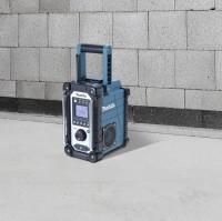 Akku-Baustellenradio DMR 107