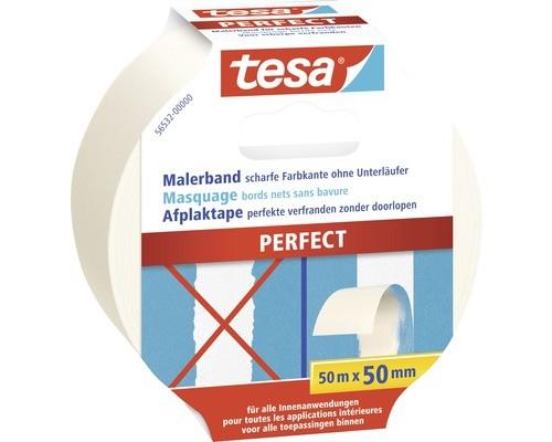 Tesa Malerkrepp Perfect 50 m x 50 mm
