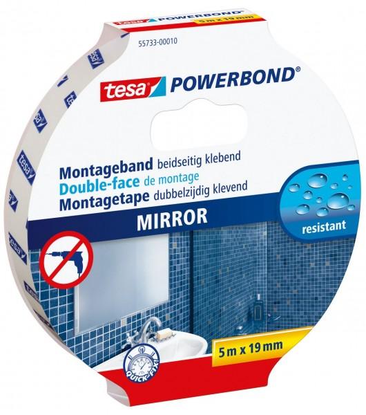 Tesa Powerbond Spiegel 5 m x 19 mm