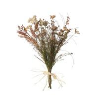 Mica Blumenstrauß beige