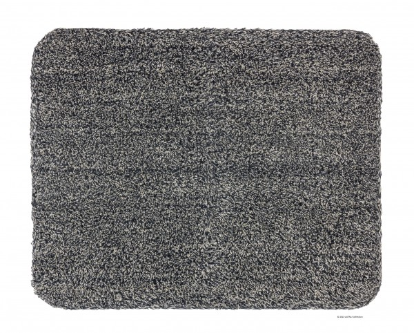 ASTRA Fußmatte Entra saugstark anthrazit 60x75cm