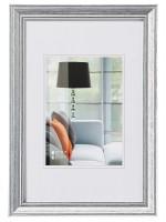 walther design Bilderrahmen Lounge silber 10x15cm