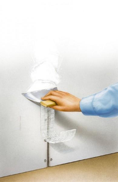 Tesa Glasfaser-Gewebeband 25 m x 50 mm