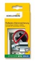 Rollladen-Klemmsicherung Mini/Maxi verzinkt
