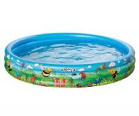 happy people Flowers + Friends Pool 150cm
