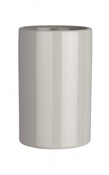 Wenko Zahnputzbecher Polaris Pastell Grau