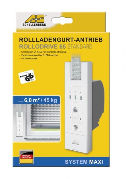 Schellenberg Rollladengurt-Antrieb Rollodrive 65